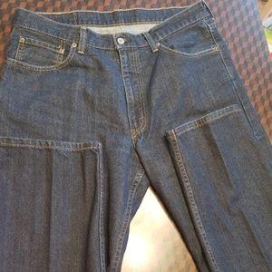 Levi 550 jeans